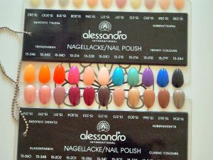 Unsere Top-Nagellack-Marke: alessandro