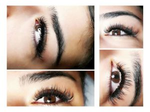 Mit verlängerten Wimpern wird Ihr Blick besonders intensiv
