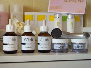Wir setzen für Ihre Schönheit auf die hochwertigen Produkte von DEYNIQUE Cosmetics